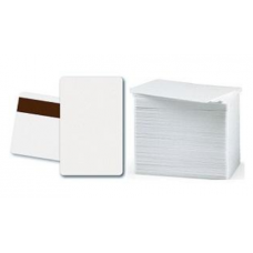 Blank PVC Card with HI Co Magnetic Stripe  – 104523-113 (A)
