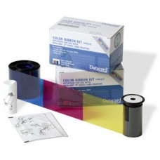 DataCard YMCKT ID card Printer Ribbon (500 Images)